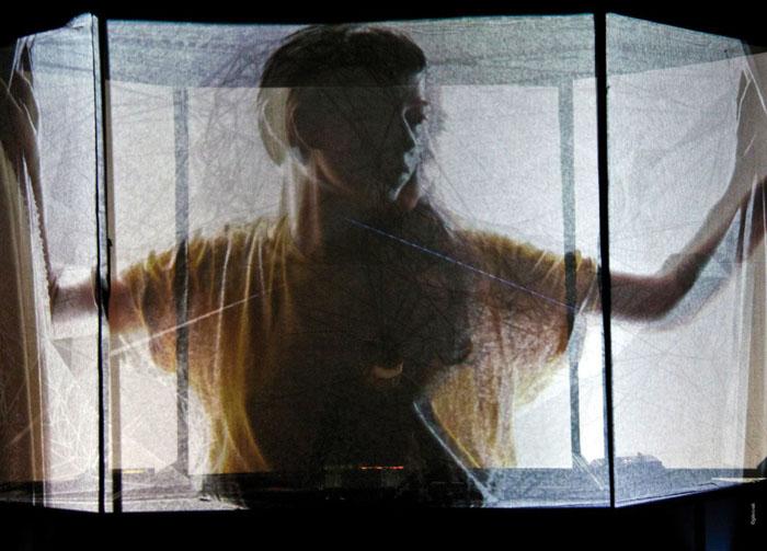 Visuaal - 9th Cloud & Cyril Meroni - PRISM