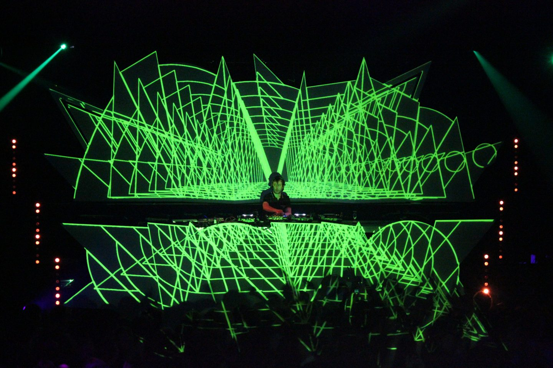 WSK x Blast @ Resonances Electroniques 2012 - Dijon - 06