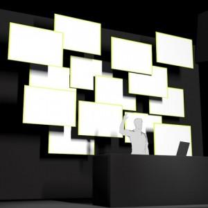 Simulation Scene sceno anarchique pixels 1