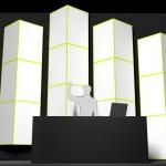 Simulation sceno building states 3