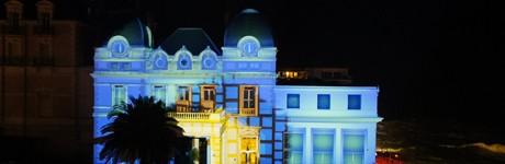 biarritz en lumière WSK mapping monumental