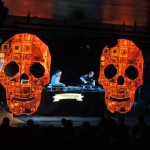 AV Exciters @ Cream Scene #3 – SKULLs Stage Design