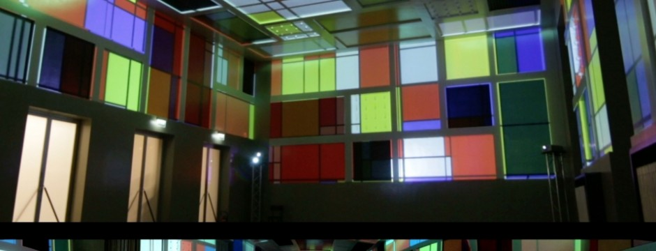 AV Exciters: 360° Projection Mapping  @ European museum night 2014