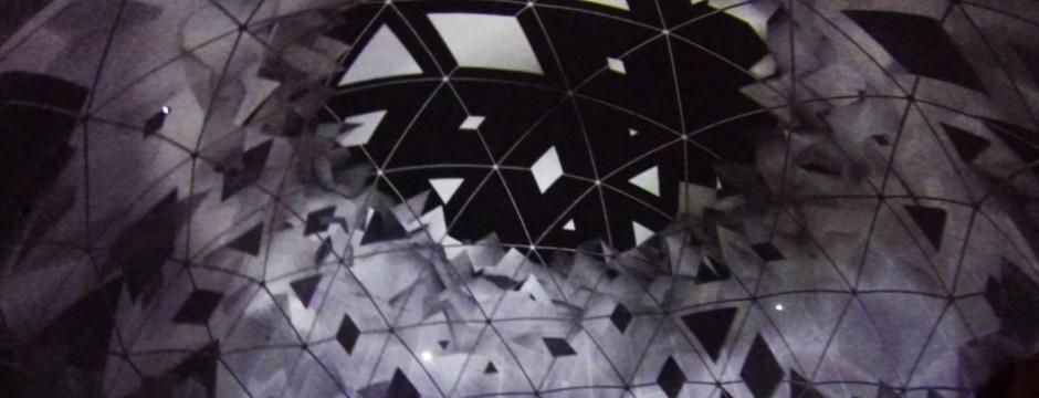 360° Hemispheric projections @ Satosphere (Montreal)