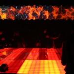 Interactive dancefloor @ la Cité Internationale de Lyon