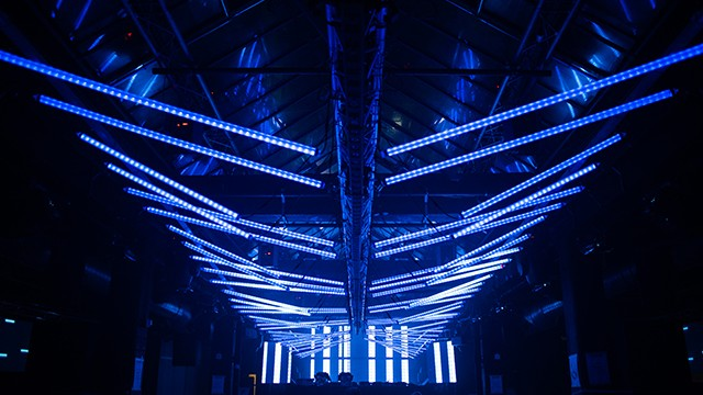 WINGS – Kinetic Installation by AV EXCITERS