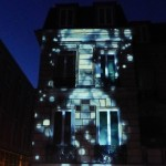 Mysterious Kid: monumental mapping @ le 116 during the European Museum Night