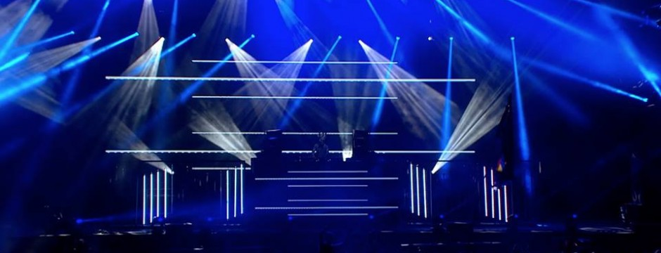 AV EXCITERS: SHOWREEL 2015 (stage design)