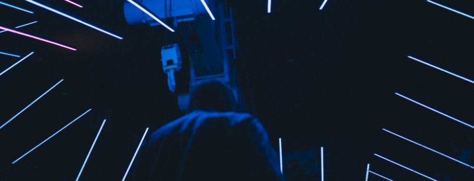RDV: LED installation @ RBMA night (Lyon)