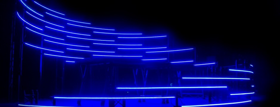 WSK – LUX_IMPERIUM – New Stage Design & LED Mapping