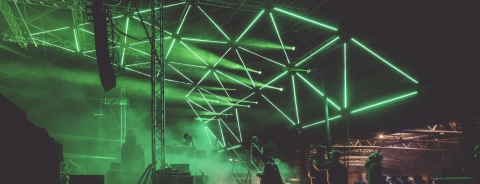 WSK – LED Stage Design @ Dantesk Komunion